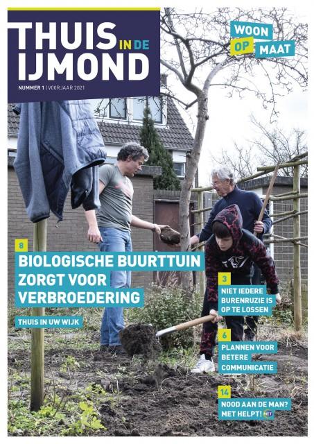 Thuis in de IJmond, editie voorjaar 2021 is uit!