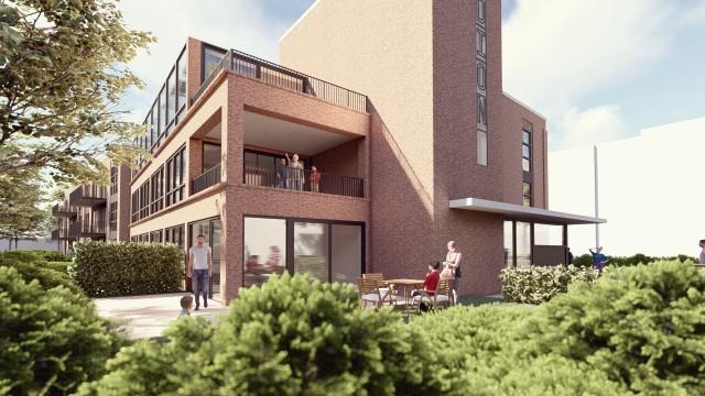 Inbreng van buurtbewoners woongebouw Grebbestraat Beverwijk