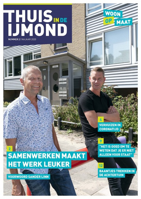 Thuis in de IJmond nummer 2-2020 is uit