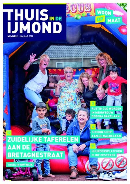 Thuis in de IJmond, editie zomer 2019 is uit