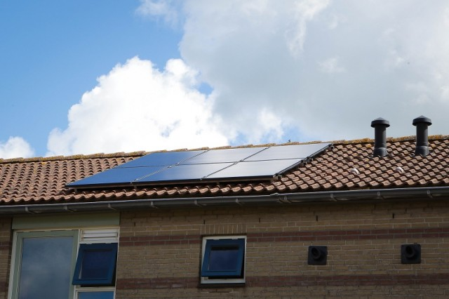 Project Zonnepanelen op 1 mei van start