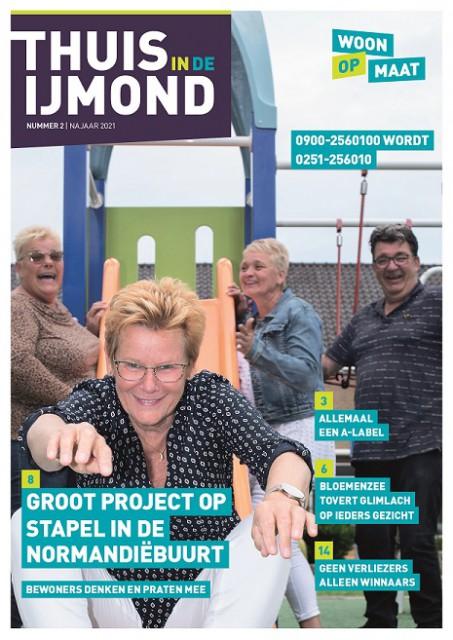 Thuis in de IJmond najaar 2021