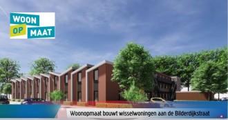 Nieuw: wisselwoningen in Heemskerk