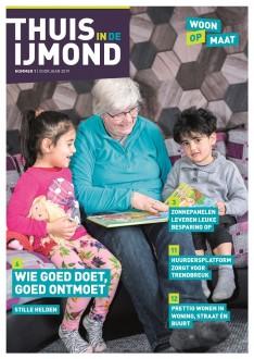 Thuis in de IJmond, nummer 1-2019 is uit