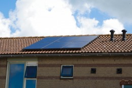 Zonnepanelen voor bewoners van Woonopmaat