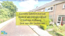 Cornelis Geelvinckstraat buurt