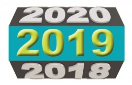 Ons Activiteitenplan voor 2019 is uit